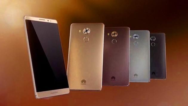 Huawei Mate 8 inizia a ricevere l'aggiornamento ad Android 7.0 Nougat