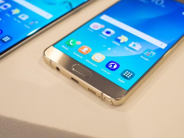 Samsung Galaxy Note 5 riceve la patch di sicurezza di Giugno