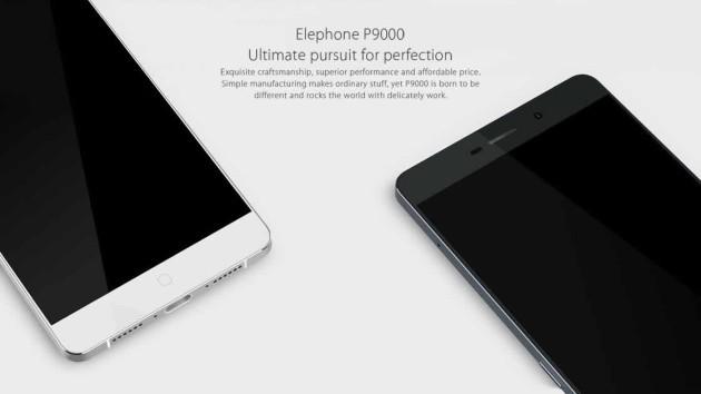 Elephone P9000 riceve un primo aggiornamento software
