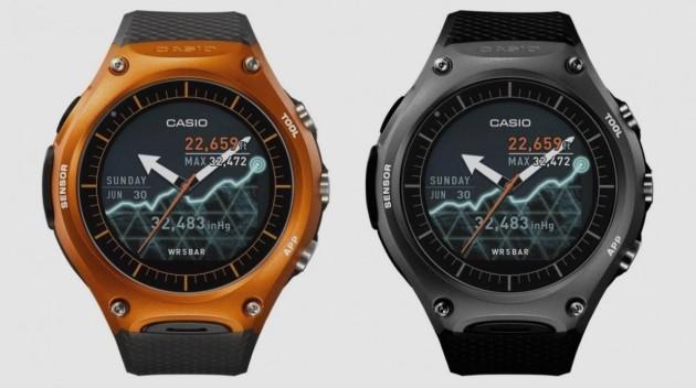 Casio WSD-F10 in vendita dal 25 Marzo a 500$