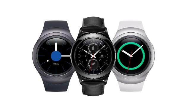 Samsung: prime immagini della nuova UI di Gear S2