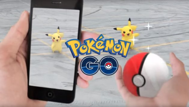 Pokemon Go si mostra in un altro video gameplay