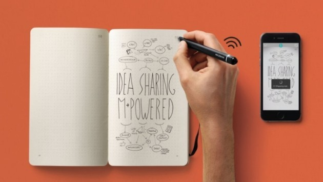 Moleskine Smart Writing Set: svelato il kit che rende smart anche la scrittura