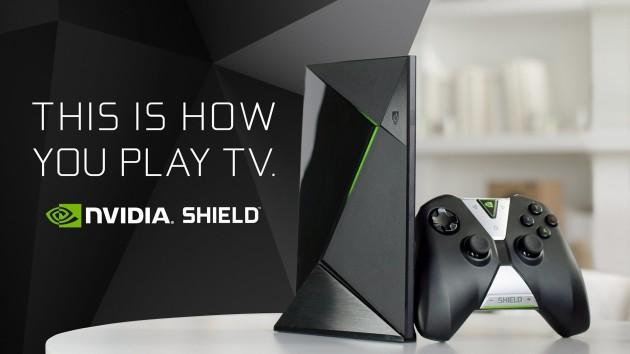 Nvidia Shield Android TV riceve un importante aggiornamento software