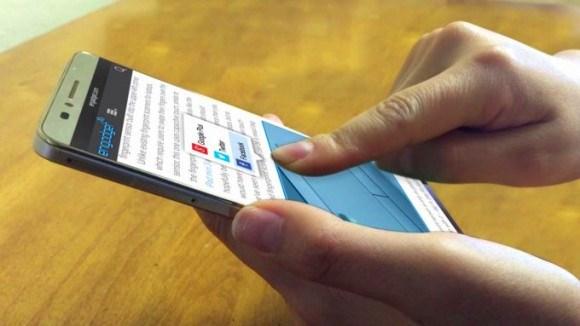 Android N: ecco come funzionerà il Force Touch