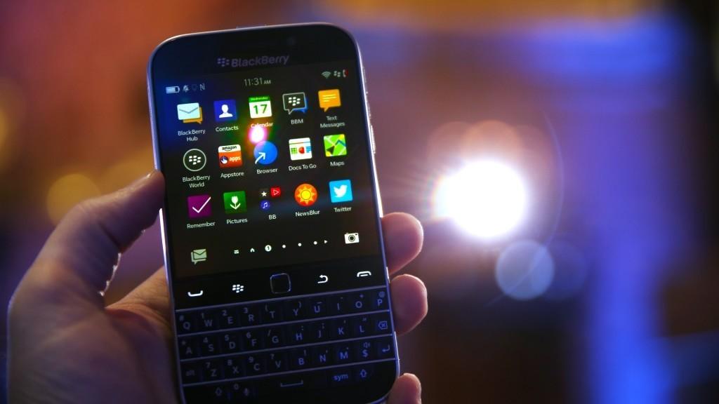 Blackberry dopo WhatsApp, arriva un altro addio
