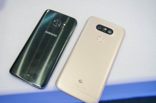 Samsung Galaxy S7 contro LG G5: chi scalda di più?