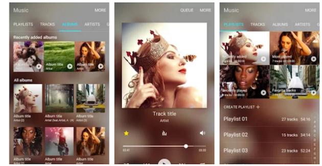 Samsung Music arriva anche su Galaxy S6 e Note 5