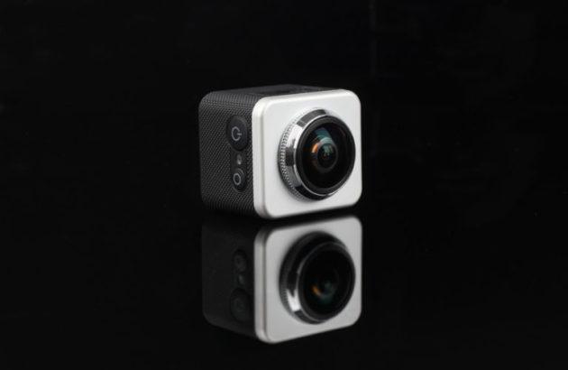 Elephone EleCam 360 Mini si mostra in foto