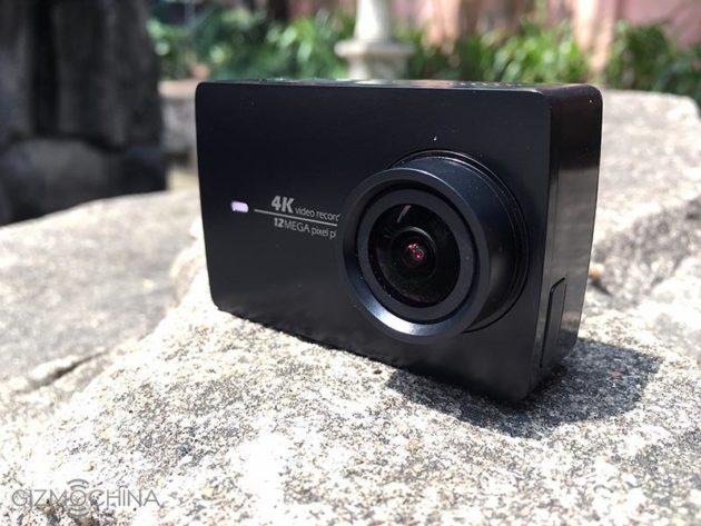 Xiaomi Yi 4K ufficiale: sensore da 12MP e registrazione video in 4K
