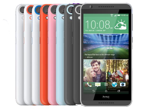 HTC Desire 820 si aggiorna ad Android 6.0 Marshmallow