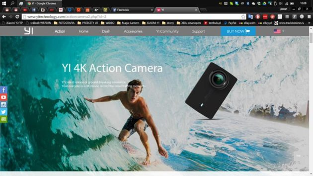 Xiaomi Yi Camera 2 pronta al debutto?