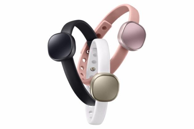 Samsung Charm, una nuova smartband con un design unico