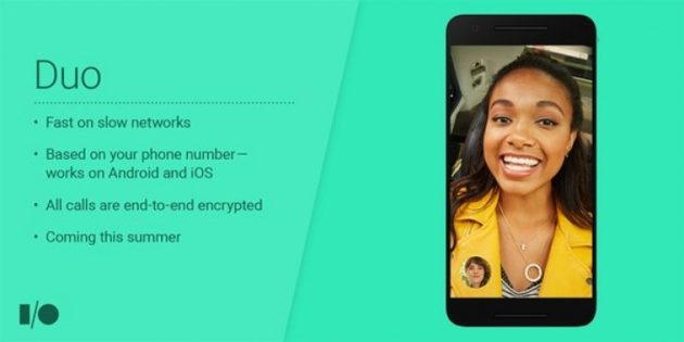 Google Duo: nuova app di videochiamate pensata per due [Preregistrazione]