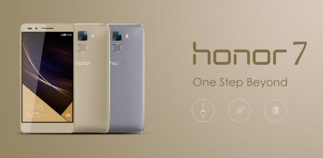 Arriva Honor 7 Premium: 32GB di memoria e colorazione oro a 349,99€