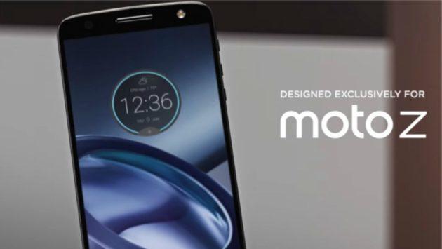 MotoMods: ecco i primi moduli ufficiali per Moto Z