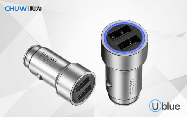 Chuwi Ublue: quick charger a portata di auto