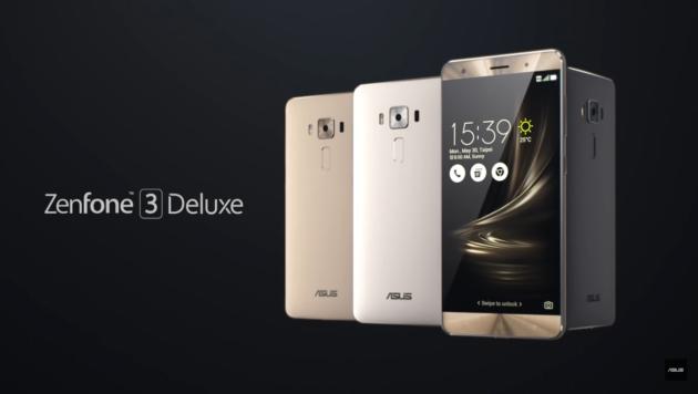 ASUS Zenfone 3 Deluxe riceve finalmente Android 7.0 Nougat