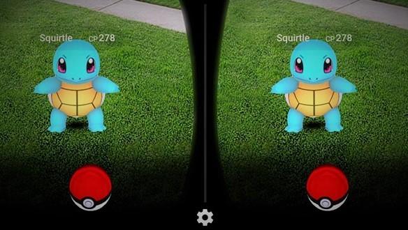 Pokemon Go: presto sarà possibile giocare con i visori VR?