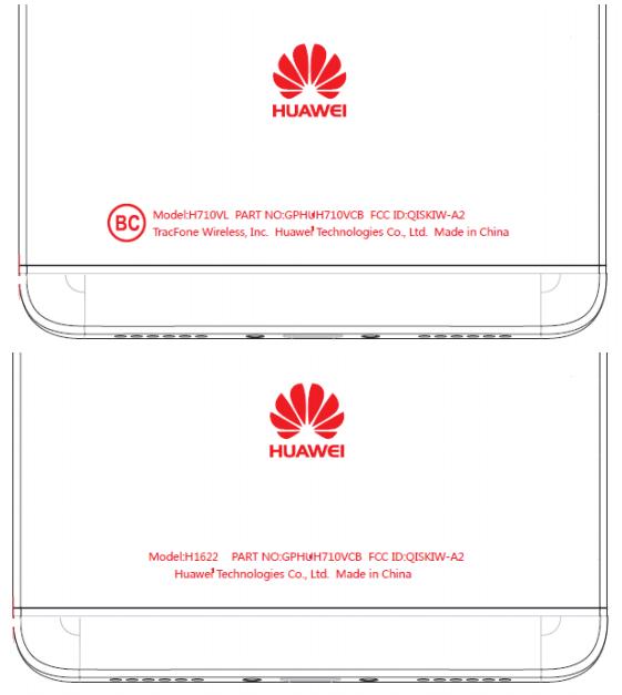 FCC certifica due smartphone Huawei: in arrivo il successore del Nexus 6P?
