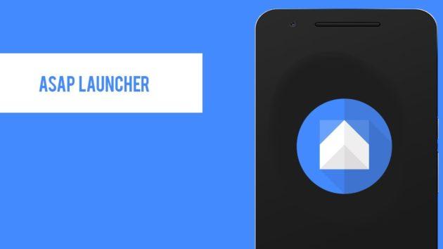 ASAP Launcher: swipes e gestures per avere tutto a portata di dito [PROMO CODES]