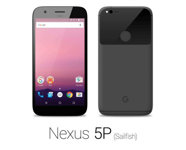 Come sarebbero i nuovi Nexus di HTC in quattro colori?