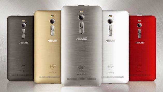 Asus Zenfone 2 (ZE551ML) si aggiorna ad Android 6.0 Marshmallow