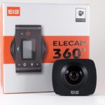 Elephone ELECAM 360°: la recensione