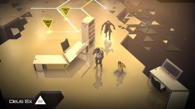 Deus Ex GO è ora disponibile sul Google Play Store