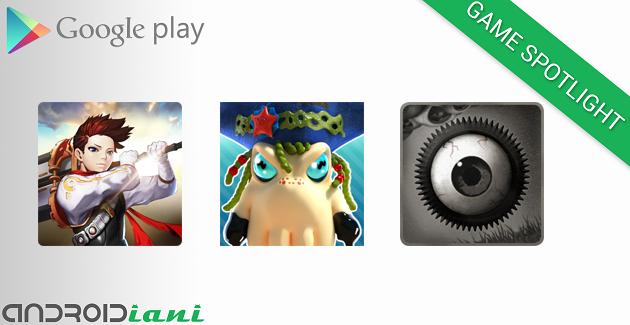 [Game Spotlight] I giochi della Settimana