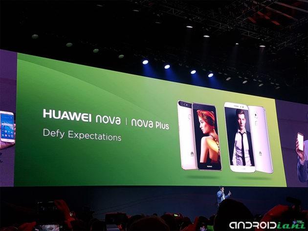 Huawei Nova arriva in Cina anche con 4GB di RAM
