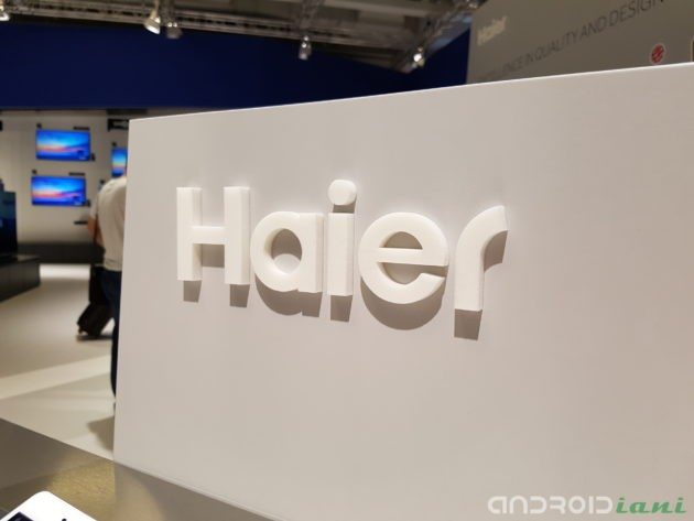 IFA 2016: Haier svela HaierPhone L55S