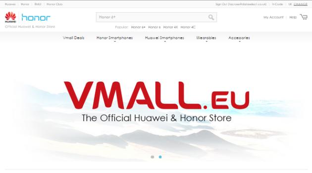 VMall: 30 Euro di sconto sui prodotti Honor e Huawei e Trade In