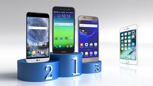 iPhone 7 dura meno dei top di gamma con a bordo Android