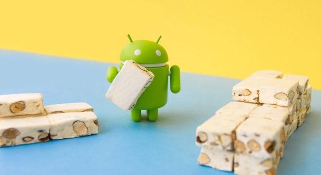 Nexus: l'aggiornamento ad Android 7.1 Nougat inizierà il 6 dicembre