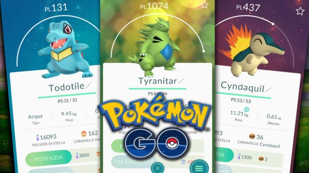 Giocare a Pokémon GO potrebbe far bene alla salute