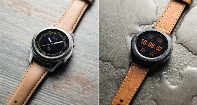 Samsung svela i nuovi cinturini ufficiali per Gear S3