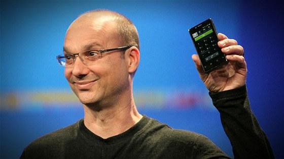 Ulteriori informazioni sullo smartphone del creatore di android Andy Rubin