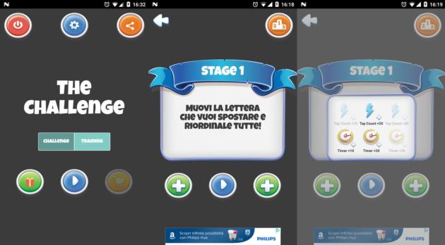 The Challenge: gioco del 15 nel 21° secolo