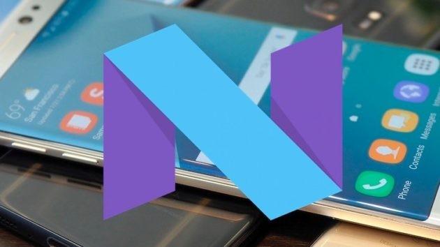 Samsung: quali smartphone verranno aggiornati ad Android 7?