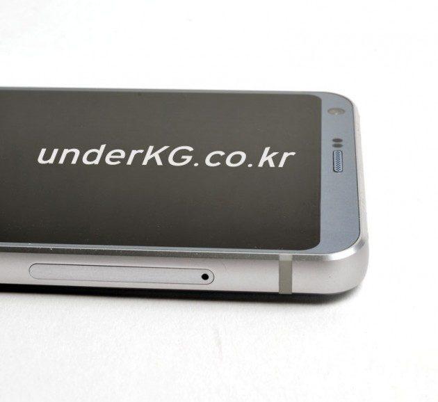 LG G6 : nuova immagine trapelata