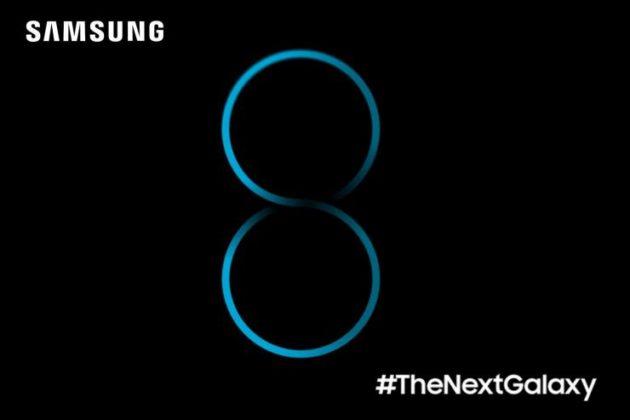 Galaxy S8: conferme ufficiali sul design frontale