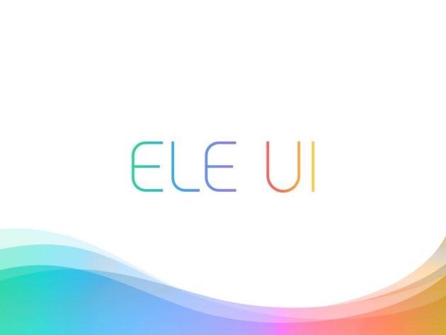 ELE UI: in arrivo la nuova interfaccia personalizzata di Elephone