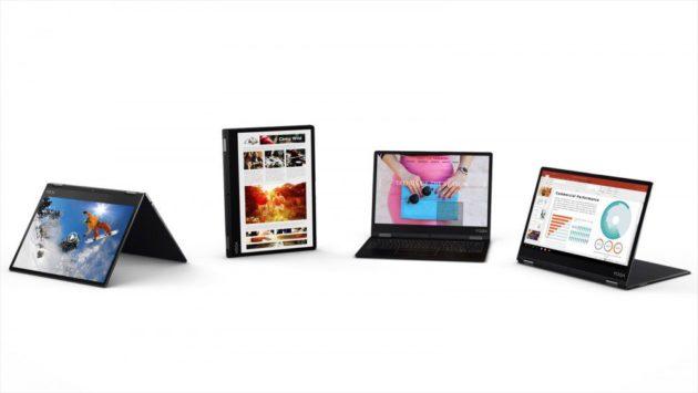 Lenovo Yoga A12 ufficiale: nuovo convertibile Android con tastiera Halo