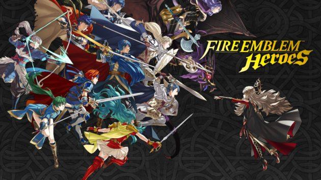 Fire Emblem Heroes disponibile al download