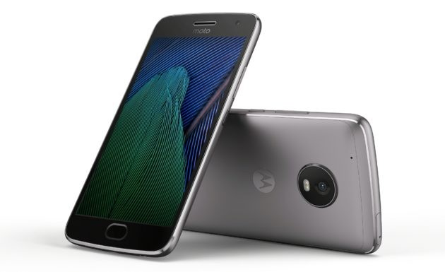 Lenovo Moto G5 e G5 Plus presentati ufficialmente al MWC 2017