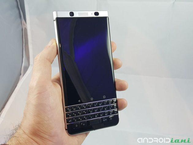BlackBerry Keyone presentato ufficialmente al MWC