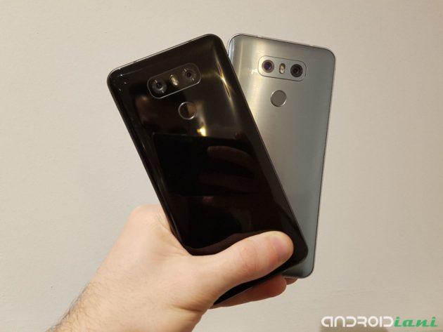 LG G6: Video Hands-on con Raffaele Cinquegrana e foto