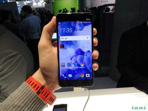 HTC U Ultra in anteprima al Mobile World Congress [MWC 2017]