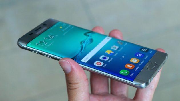 Galaxy S6 Edge Plus: comincia il roll-out di Android 7.0 Nougat
